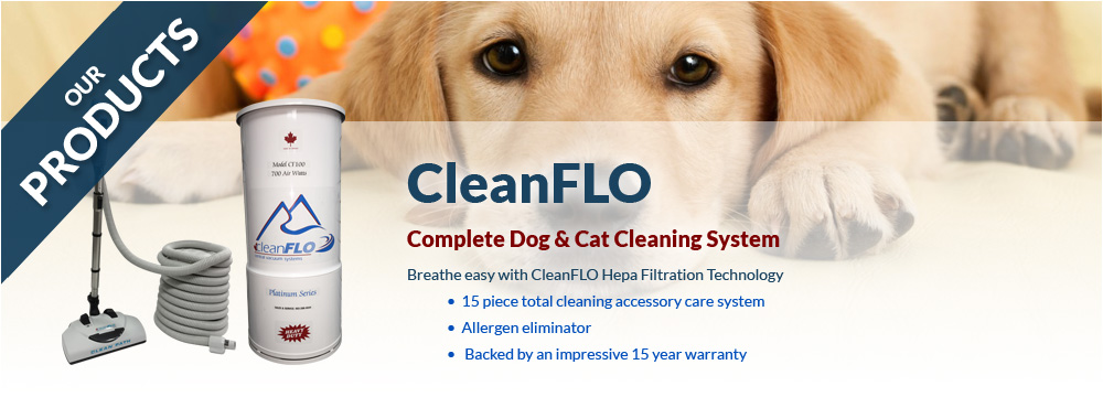 Complete Dog and Cat Cleaning System